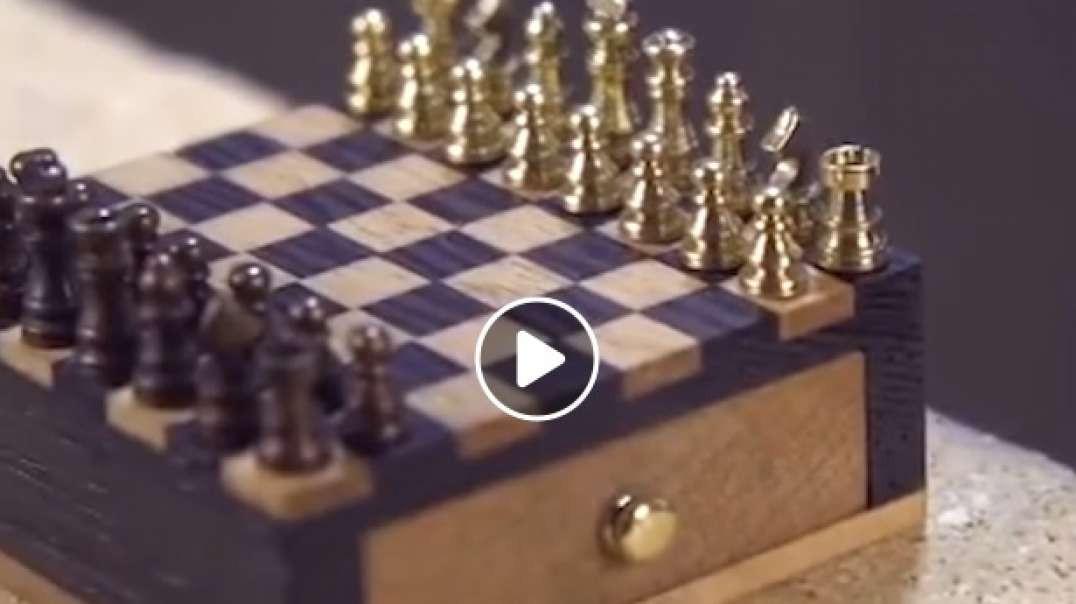 Шахматы в миниатюре